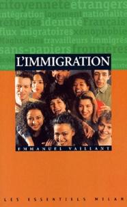 Histoiresdenlire.be L'immigration Image