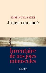 Emmanuel Venet - J'aurai tant aimé.