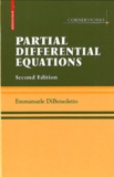 Emmanuele DiBenedetto - Partial Differential Equations.