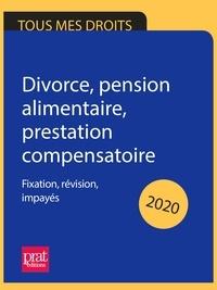 Emmanuèle Vallas - Divorce, pension alimentaire, prestation compensatoire 2020 - Fixation, révision, impayés.
