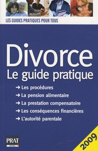 Divorce, le guide pratique 2009.pdf