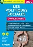 Emmanuelle Augros et Jean-Marc Pasquet - 200 questions sur les politiques sociales.