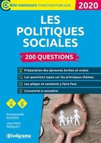 Deedr.fr 200 questions sur les politiques sociales Image