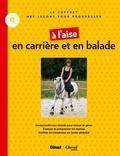 Emmanuelle Brengard - A l'aise en carrière et en balade - Coffret en 2 volumes : Je monte mon cheval, A cheval en extérieur.