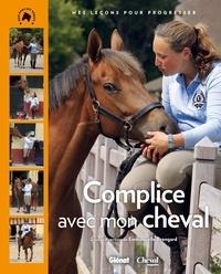 Emmanuelle Brengard - Complice avec mon cheval.