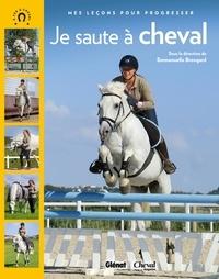 Emmanuelle Brengard - Je saute à cheval.