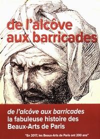 Emmanuelle Brugerolles - De l'alcôve aux barricades - De Fragonard à David - Dessins de l'Ecole des Beaux-Arts.