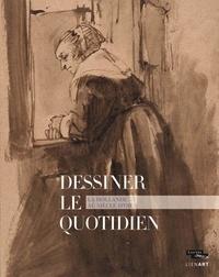 Emmanuelle Brugerolles et Olivia Savatier Sjöholm - Dessiner le quotidien - La Hollande au siècle d'or.