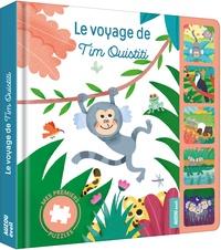 Emmanuelle Cabrol et Mélusine Allirol - Le voyage de Tim Ouistiti.