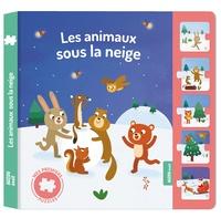 Emmanuelle Cabrol et Villie Karabatzia - Les animaux sous la neige.