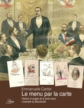 Emmanuelle Cartier - Le menu par la carte.