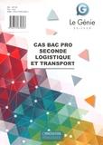 Emmanuelle Cassan et Christiane Errouqui - Cas Bac Pro Seconde Logistique et transport.