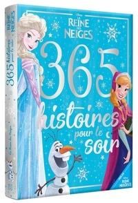 Emmanuelle Caussé et Ludovic-Jérôme Gombault - 365 histoires pour le soir La Reine des Neiges.