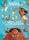 Emmanuelle Caussé - 5 minutes pour s'endormir - 12 histoires avec Vaiana.