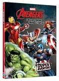 Emmanuelle Caussé - Avengers  : De la Terre vers l'Infini.