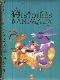 Emmanuelle Caussé - Histoires d'animaux.