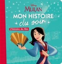 Emmanuelle Caussé - Mulan - L'histoire du film.