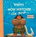 Emmanuelle Caussé - Vaiana, la légende du bout du monde - Une amie pour Maui.
