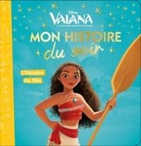Emmanuelle Caussé - Vaiana, la légende du bout du monde - L'histoire du film.