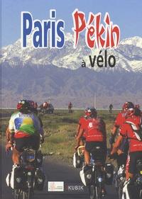 Emmanuelle Cocud - Paris Pékin à vélo.