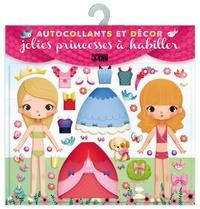 Emmanuelle Colin - Jolies princesses à habiller.