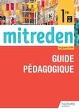 Emmanuelle Coste - Allemand 1re A2+>B1 Mitreden - Guide pédagogique.