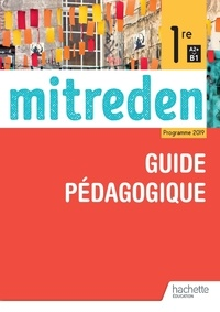 Ebook epub téléchargements gratuits Allemand 1re A2+>B1 Mitreden  - Guide pédagogique 9782013236126 par Emmanuelle Coste en francais MOBI