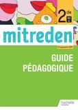 Emmanuelle Coste - Allemand 2de A2>B1 Mitreden - Guide pédagogique.