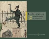 Emmanuelle Cronier - Ecoliers en guerre.