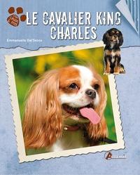 Emmanuelle Dal'Secco - Le cavalier King Charles.