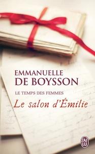 Emmanuelle de Boysson - Le salon d'Emilie.