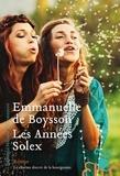 Emmanuelle de Boysson - Les années Solex.