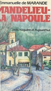 Emmanuelle de Marande - Mandelieu-la-Napoule.