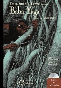 Emmanuelle Devos et Emre Orhun - Baba Yaga. 1 CD audio
