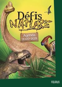 Emmanuelle Figueras - Agenda Défis Nature - Avec 1 marque-page T. rex.