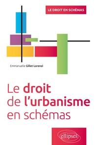 Emmanuelle Gillet-Lorenzi - Le droit de l'urbanisme en schémas.