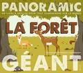 Emmanuelle Grundmann et Gal Weizman - La forêt - Un livre à déplier pour tout comprendre sur le monde.