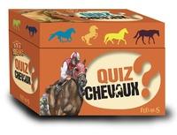 Emmanuelle Grundmann et Michaël Welply - Quiz chevaux.
