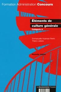 Accentsonline.fr Eléments de culture générale - Catégorie A Image