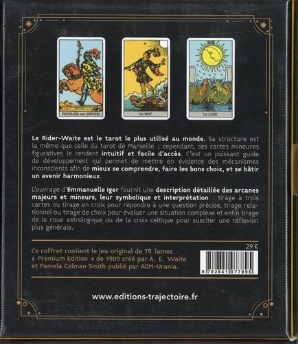 Le tarot Rider-Waite. Le livre et le jeu original de AGM