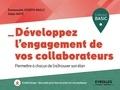 Emmanuelle Joseph-Dailly et Didier Noyé - Développez l'engagement de vos collaborateurs - Permettre à chacun de (re)trouver son élan.