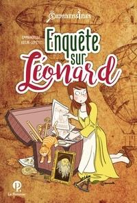 Emmanuelle Kecir-Lepetit - Enquête sur Léonard.