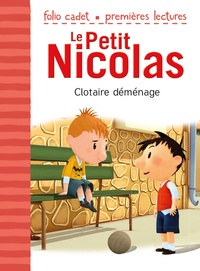 Emmanuelle Kecir-Lepetit - Le Petit Nicolas Tome 36 : Clotaire déménage.