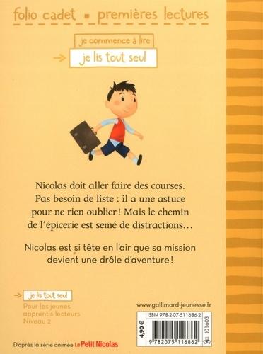 Le Petit Nicolas Tome 38 Tête de linotte