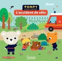 Emmanuelle Kecir-Lepetit et Stéphanie Bardy - Pompy super pompier  : L'accident de vélo.