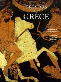 Emmanuelle Le Pommelet - Trésors de Grèce.