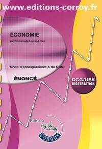 Economie UE 5 du DCG - Enoncé.pdf