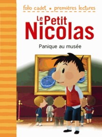 Emmanuelle Lepetit - Le Petit Nicolas  : Panique au musée.