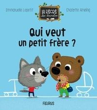 Emmanuelle Lepetit et Charlotte Ameling - Qui veut un petit frère ?.