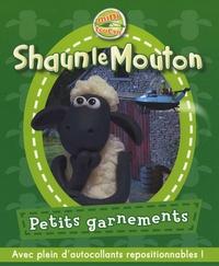 Emmanuelle Lepetit - Shaun le Mouton Tome 3 : Petits garnements.